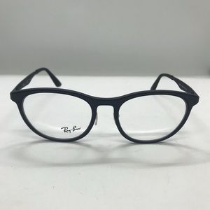 Ray-Ban 7116 Matte Black Eyeglasses